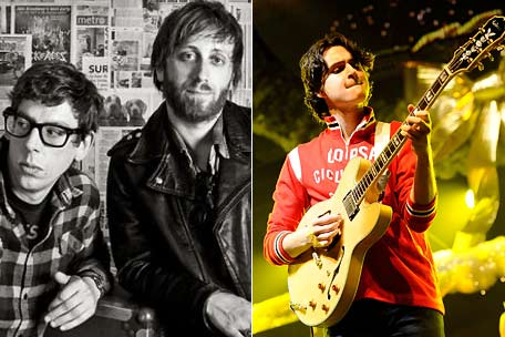 Black Keys, Vampire Weekend, Ezra Koenig