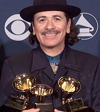 Carlos Santana Grammy Awards