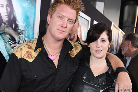 Brody dalle tattoos for Josh homme tattoos