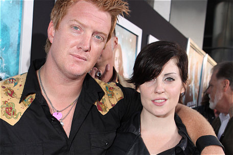 Josh Homme and Brody Dalle Expecting Second Child