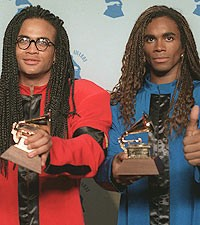 Milli Vanilli Grammy Awards