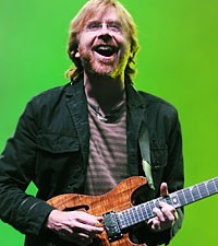 Trey Anastasio