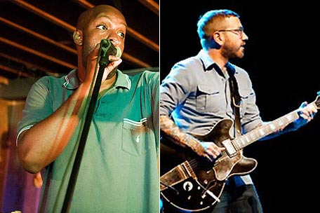 Shad, Dallas Green, City and Colour (live)