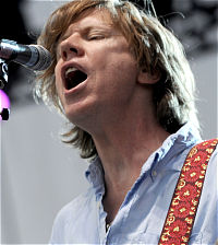 Sonic Youth's Thurston Moore