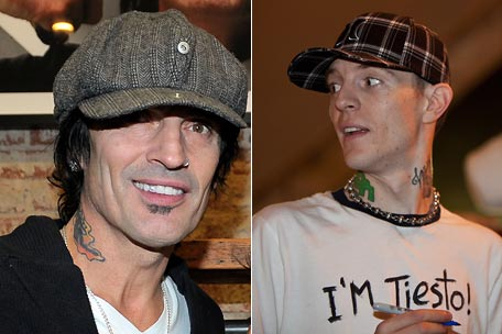 Tommy Lee, Deadmau5