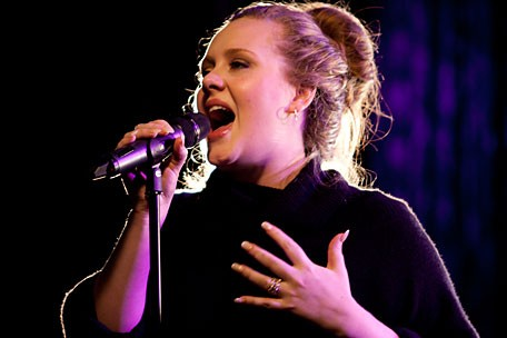 ADELE 'Super Happy' After Throat Surgery, Admits She Misses Her Ex ...