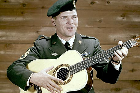 SSgt Barry Sadler