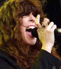 Beach  House's Victoria Legrand