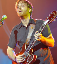 The Black Keys' Dan Auerbach