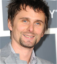 Muse' Matt Bellamy