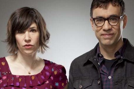 'Portlandia' stars Carrie Brownstein and Fred Armisen