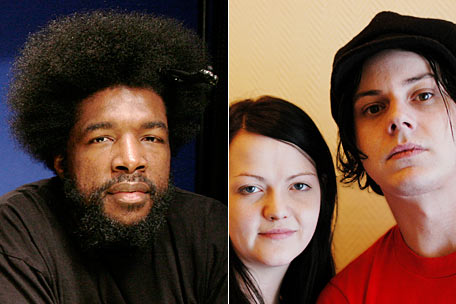 Roots, Questlove, White Stripes