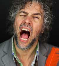Flaming Lips singer Wayne Coyne