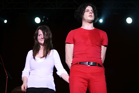 White Stripes Split