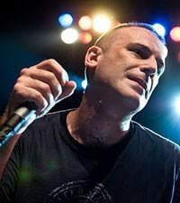 Ben Weasel of Screeching Weasel
