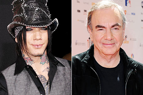 DJ Ashba, Neil Diamond