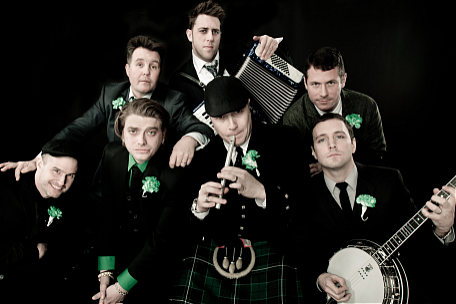 DROPKICK MURPHYS Stand With Wisconsin Workers, Don't Want to Be ...