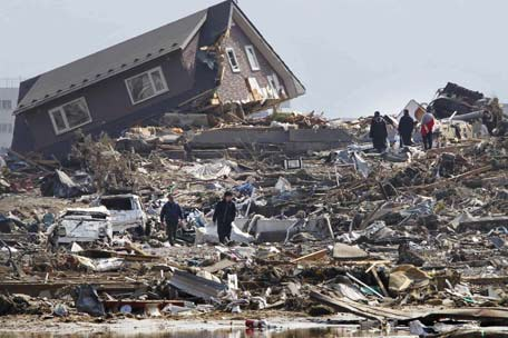 The horrific earthquake which struck Japan on March 11 has resulted in ...