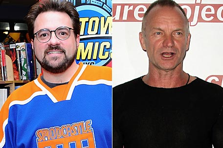 Kevin Smith, Sting