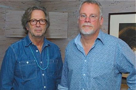 Eric Clapton, Michael Connelly