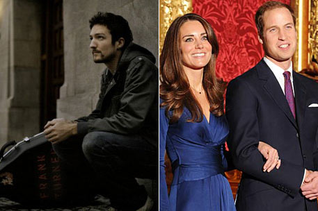 Frank Turner, Royal Wedding