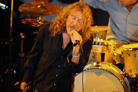 Robert Plant New Orleans Jazz Fest