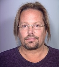 Vince Neil's Mug Shot