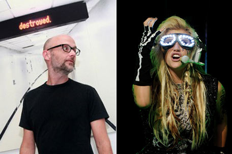 Moby, Ke$ha