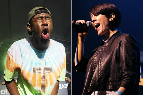Tyler, the Creator, Tegan and Sara