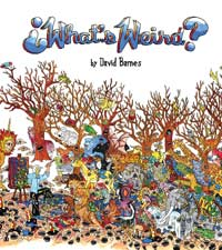 David Barnes Book