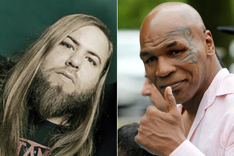 Cancer Bats, Mike Tyson