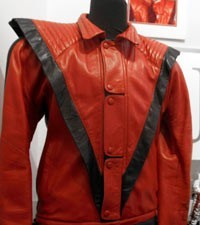 Michael Jackson, Thriller Jacket