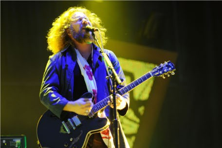 My Morning Jacket perform at Bonnaroo