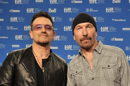 Bono, The Edge