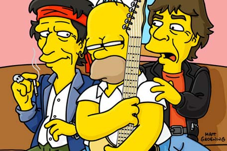 The 23 Best 'Simpsons' Musician Cameos - Spinner