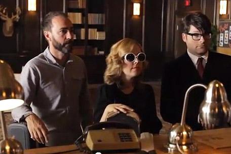 James Mercer, Colin Meloy, Corin Tucker