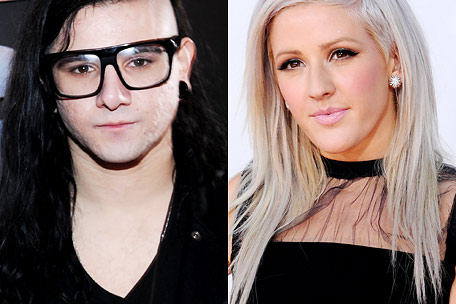 Skrillex, Ellie Goulding