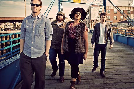 Alabama Shakes Hold on video