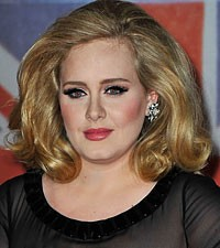 Adele is up for the Best Original Song Oscar for