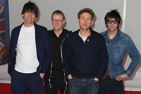 Blur the band