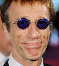 Singer Robin Gibb comes out of coma