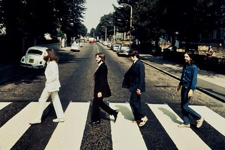 The Beatles, Backwards at Abbey Road