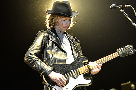 Beck at Sasquatch 2012