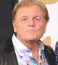 Beach Boys singer Bruce Johnston