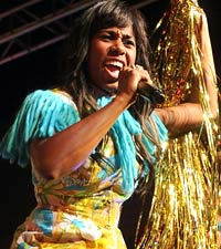 Santigold Bowery Ballroom