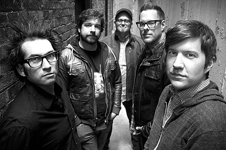 Motion City Soundtrack premiere their new song