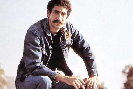 Jim Croce, whose widow Ingrid just released a book about.