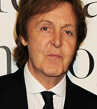 Paul McCartney Plane Crash Avoided