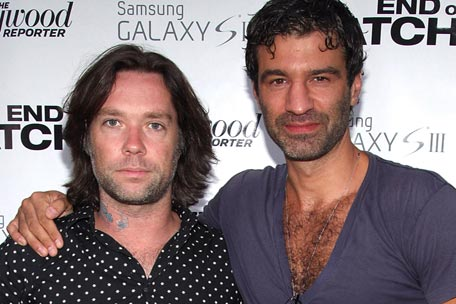 Rufus Wainwright Marries Jorn Weisbrodt