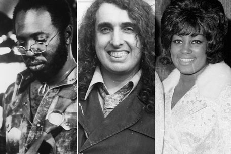 Musicians Who Have Died On Stage